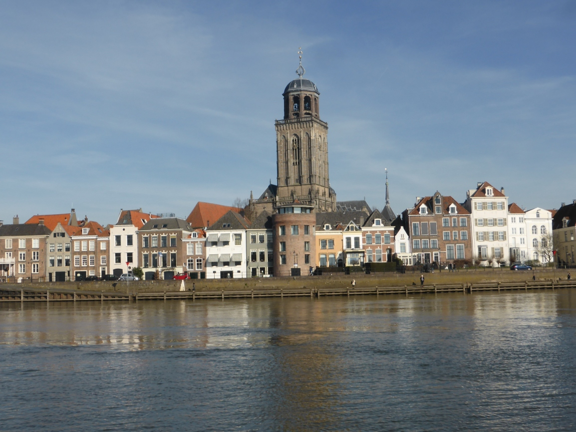 NS wandeling, Zutphen – Deventer –Olst