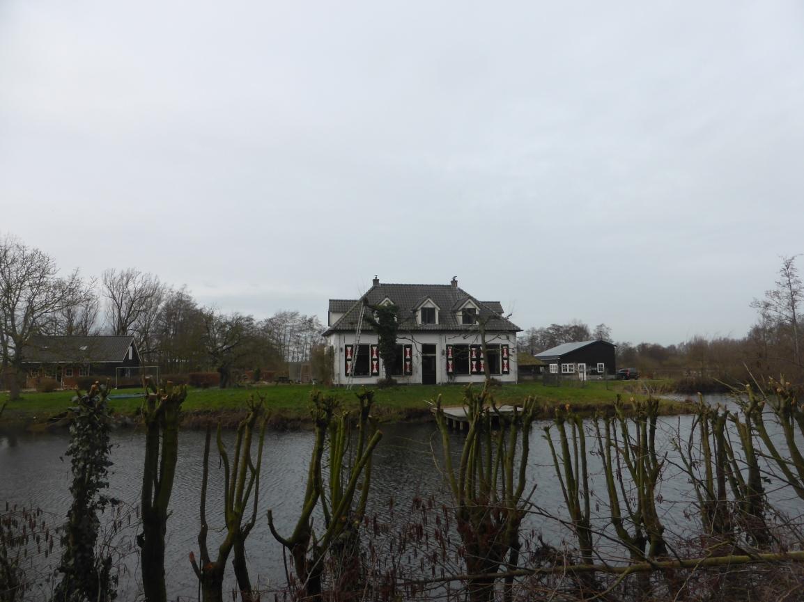 Geert Grootepad 6, Windesheim naar Zandhove(Zwolle)