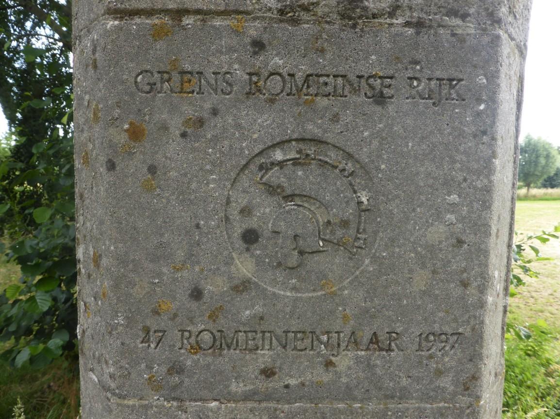 Romeinse Limespad V, Bunnik naarMaurik