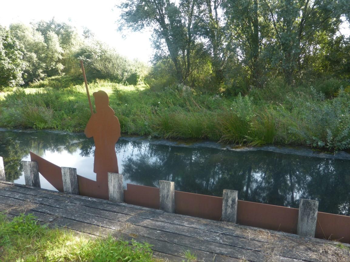 Romeinse Limespad VIII, Arnhem naarNijmegen