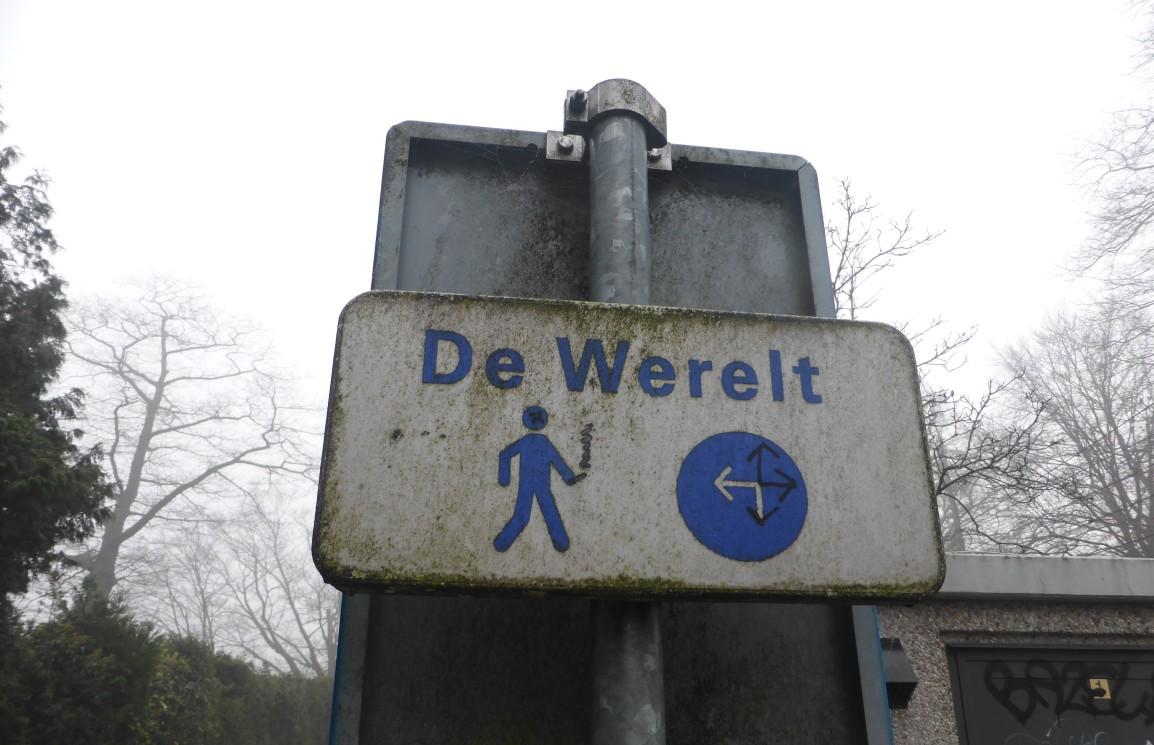 Groene Wissel 558,Lunteren
